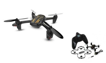 Hubsan H107P X4 Plus: 10 sub R2 000 drones