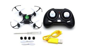 JJRC H8-1 Mini Quadcopter Drone: 10 sub R2 000 drones