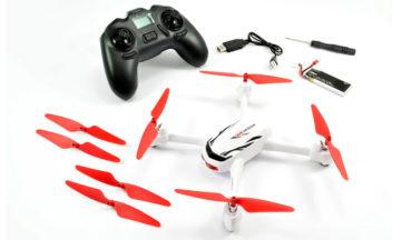 Hubsan H502E X4 Desire Drone: 10 sub R2 000 drones