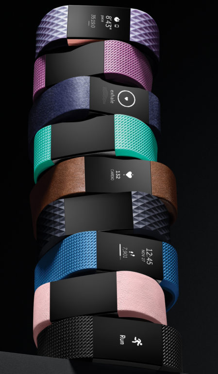 Fitbit Charge 2 Family