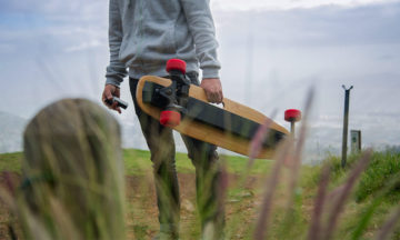 Houdt freeboard is SA's first electric skateboard