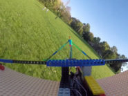 Lego RC plane can really fly