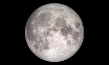Supermoon: the biggest moon since 1948