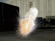 Incredible explosions captured by Ken Hermann
