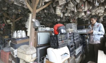 Electronic waste in Asia increasing at alarming rate