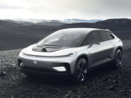 The autonomous car isn't far off: Faraday Future finally have a working car and the company demonstrated the FF91's considerable autonomous talents. Specs are impressive with a sub-3 second 0-100 km/h and power output in excess of 780 kW, but what really sets it apart from the Tesla that it just scalped for title of fastest accelerating electric production car is the retractable lidar sensor. Lidar gives machines faster and more accurate depth perception as well as a practical view of the world around it. The system essentially shoots lasers and reads the return signal, all at the speed of light. Ford employs a very compact lidar unit on the roof of its Fusion autonomous cars it's testing for the likes of Uber and broad adoption of this technology will underpin the second wave of self-driving car development.