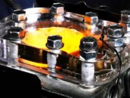 Watch internal combustion in 4K slow motion