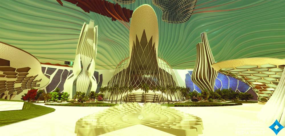 UAE hopes to build cities on Mars by 2117