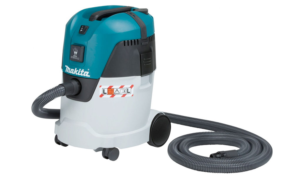 Makita VC2512L Wet and Dry L-Class Dust Extractor 1000W
