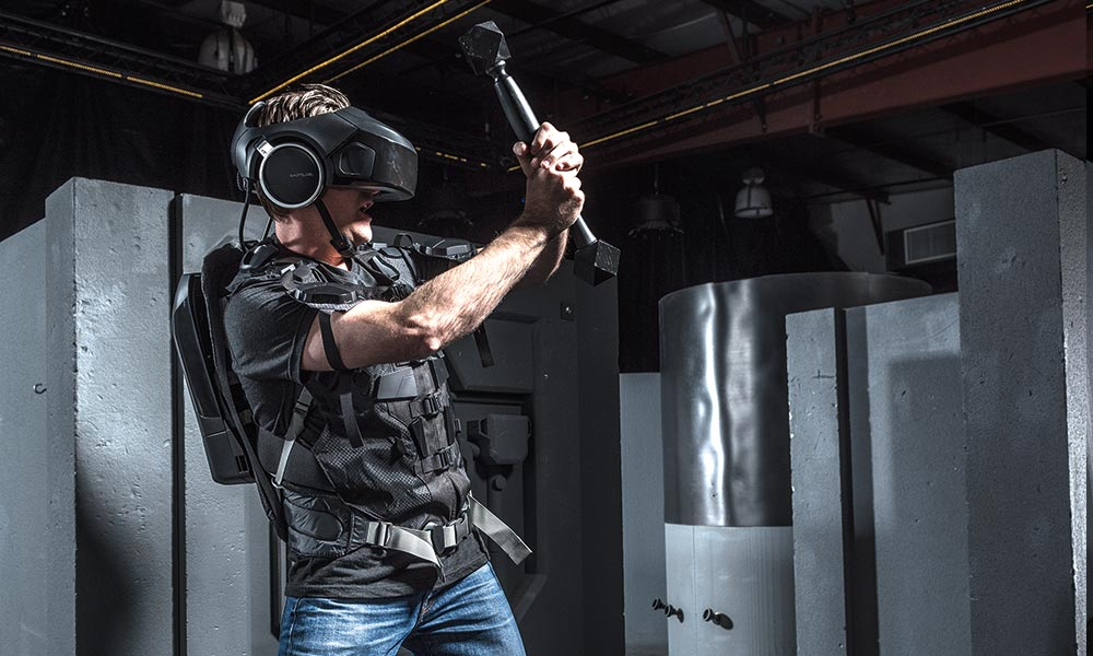 6f1d5bfadd3e Virtual Reality you can walk around in