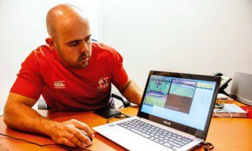 Rugby's high-tech edge
