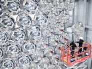Synlight the world's largest artificial sun