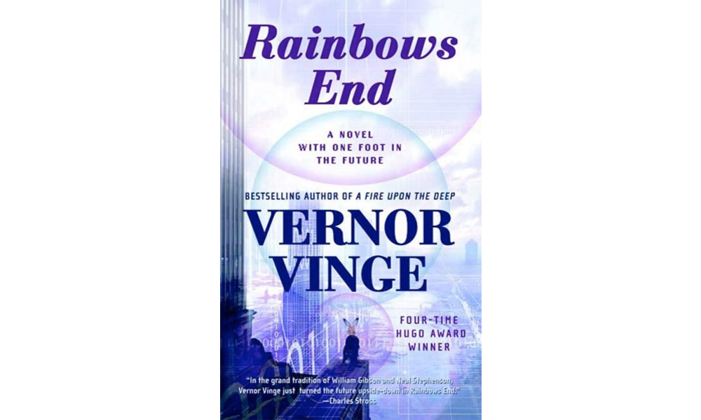 Rainbows End by Vernor Vinge (2006)