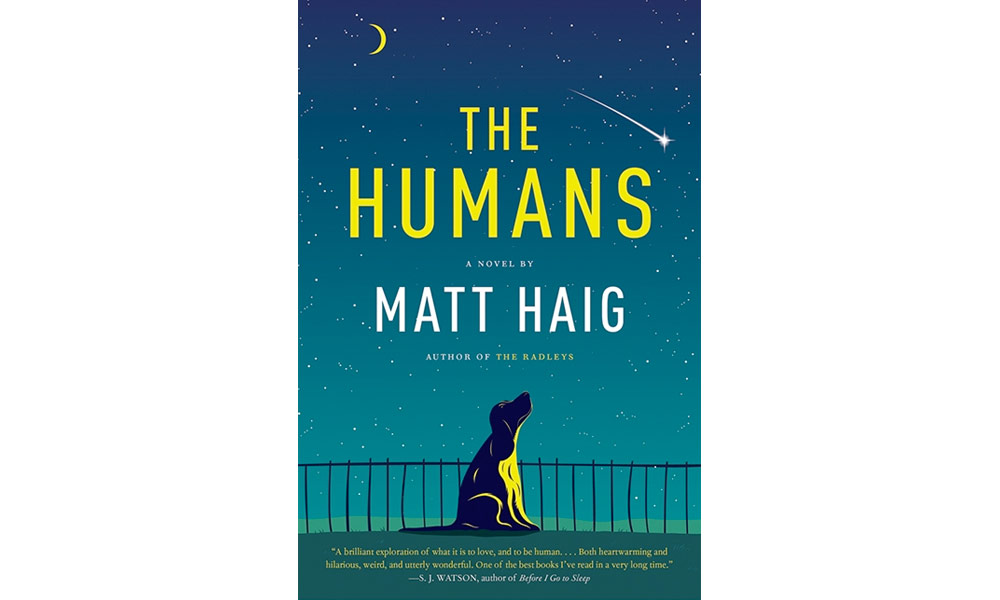 The Humans By Matt Haig (2013)