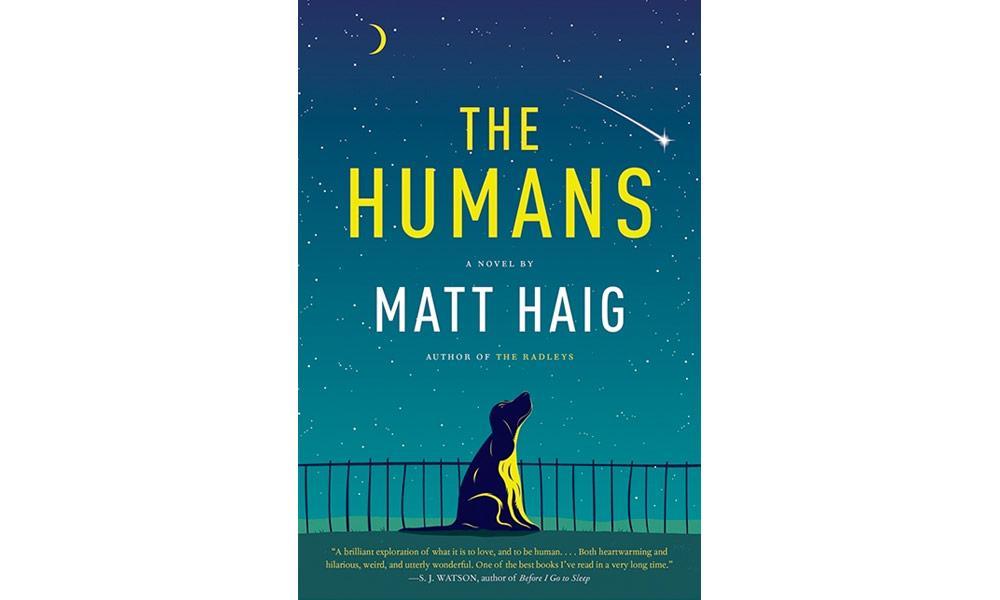 The Humans By Matt Haig (2013)
