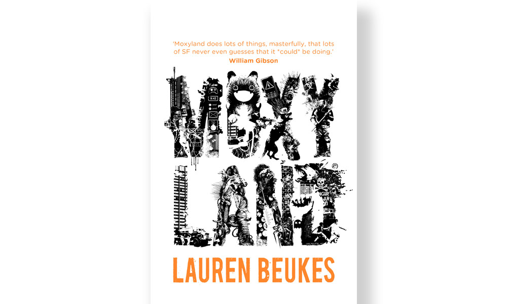 Moxyland by Lauren Beaukes (2013)