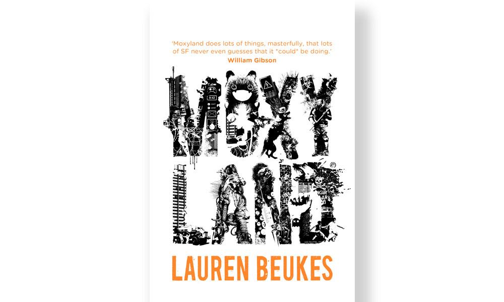 Moxyland by Lauren Beaukes (2013)