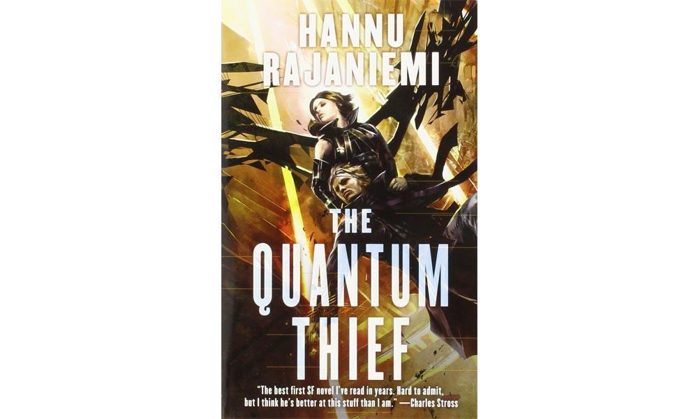 Quantum Thief by Hannu Rajaniemi (2011)