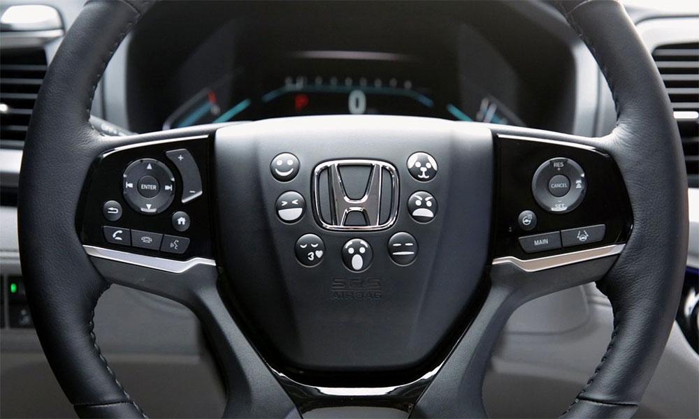 Honda horn emoji