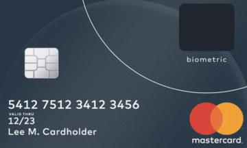MasterCard creates biometric card