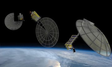 Archinaut: building satellites in orbit will change our future in space