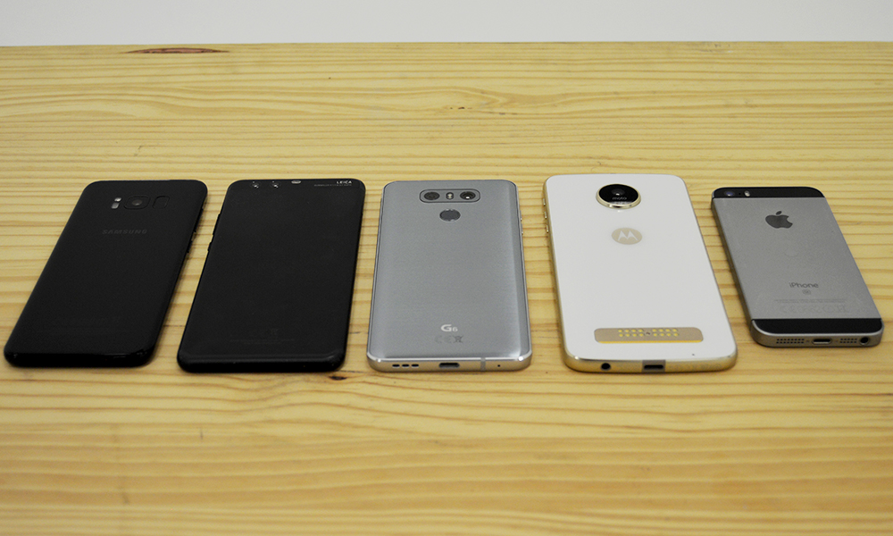 mid-2017 smartphone awards
