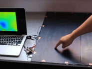 High-tech spray paint turns anything into a touchscreen