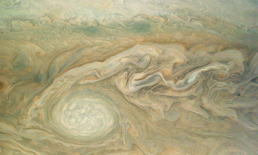 NASA's Juno spacecraft is making the exploration of Jupiter's poles seemingly possible.