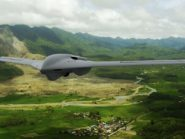Fury is Lockheed's catapult-launched drone