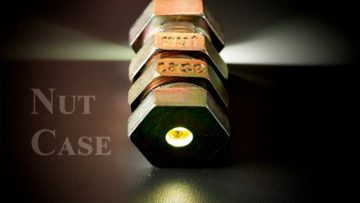"""Getting nuts off """"impossible"""" Nut Case bolt puzzle"""