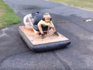 Paul Boswell's DIY Hovercraft