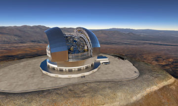 The Extremely Large Telescope (ELT) will be the world's largest telescope