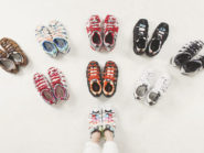 Customise your KI ecobe shoes.