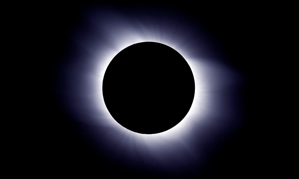 Solar eclipse on July 29, 2006