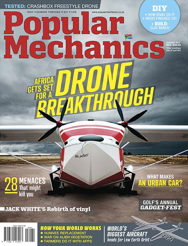 Popular Mechanics - Latest science breakthroughs ...
