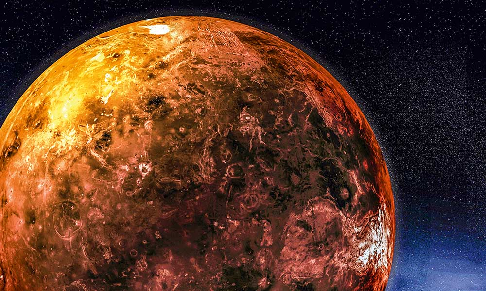 Venus, decoded by GEER