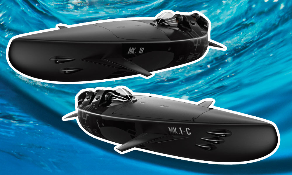 Ortega Submersibles models Mk 1 B and Mk 1 C