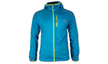 Trail running jacket