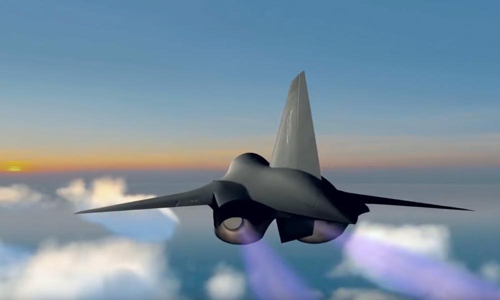 Lockheed Marin SR-72