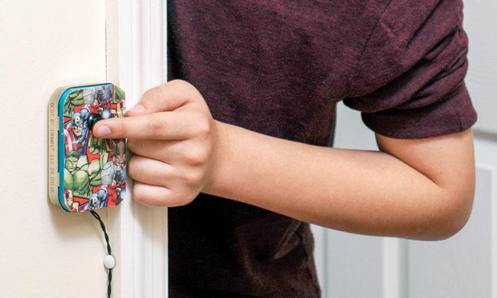 Kids bedroom doorbell 28 images how to make a kids for Kids room doorbell