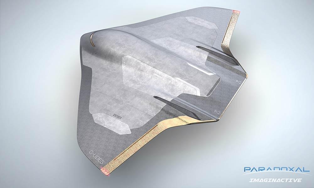 Paradoxal hypersonic jet