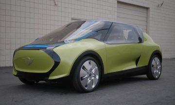 Deep Orange 7 is a rear-wheel drive electric greenhouse