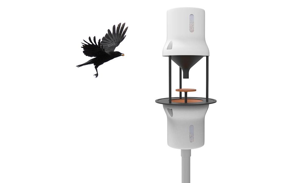 CrowBar device
