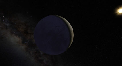 Google Maps solar system exploration