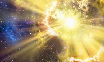 Astronomers find a new type of cosmic explosion