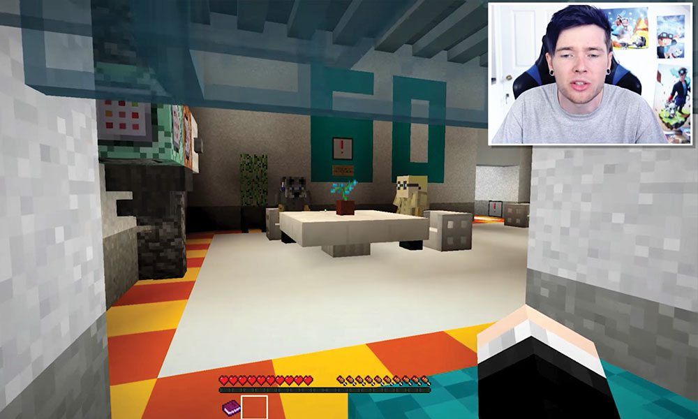 DanTDM YouTube channel